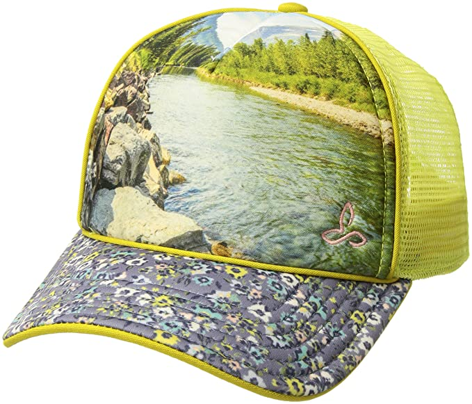 54203e1975e580 Amazon.com: prAna Rio Ball Cap, Bio Green, One Size: Clothing