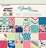 American Crafts Shimelle Starshine 12 X 12 Inch 48 Sheet Paper Pad