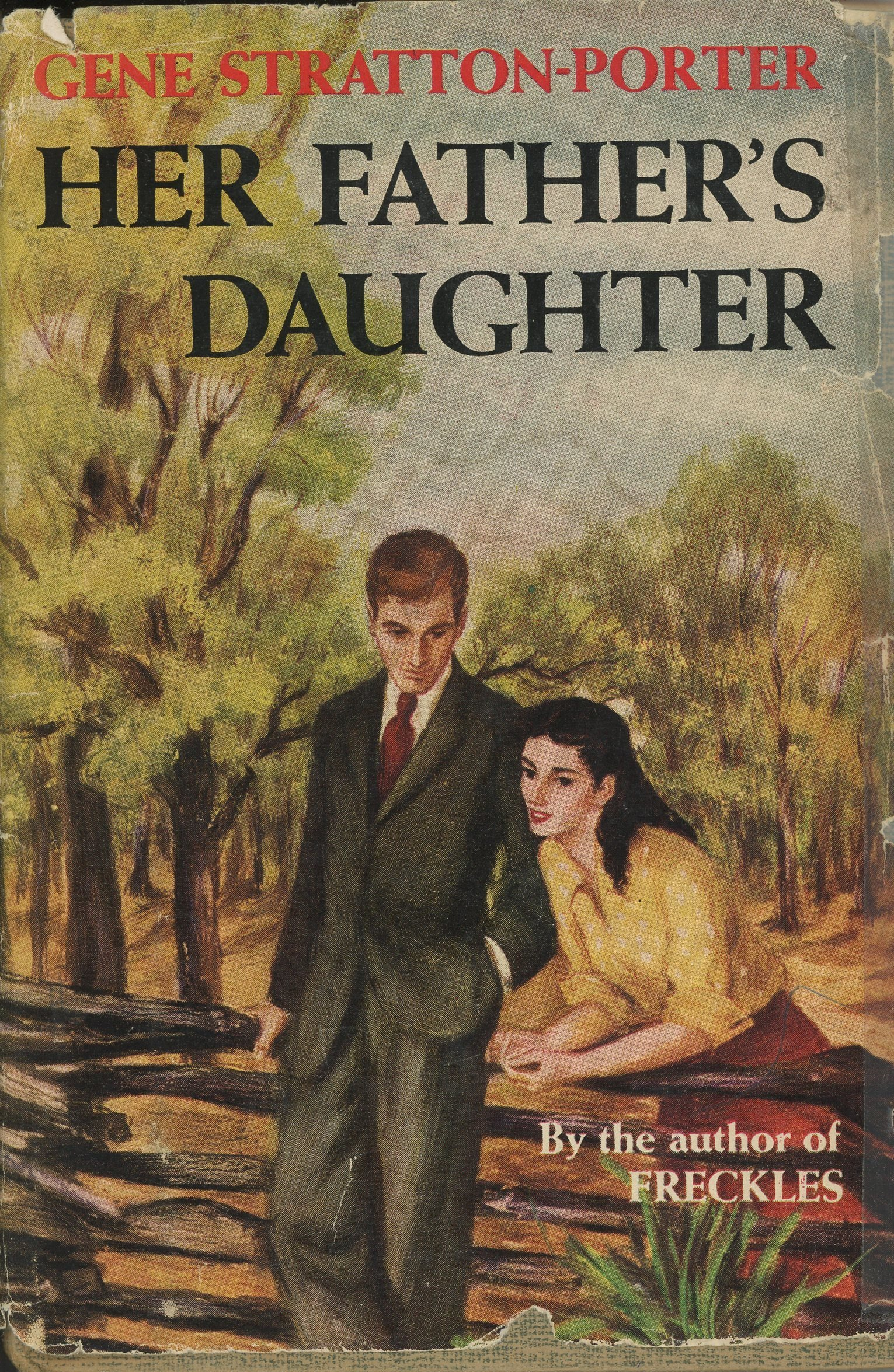 Her Father's Daughter: Stratton-Porter, Gene: Amazon.com: Books