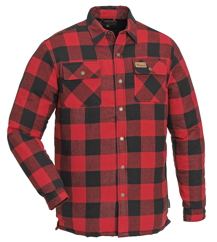 Pinewood Herren Canada Hemd Klassik