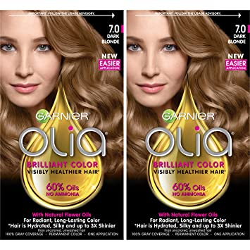 Garnier Tinte Garier Olia Permanente Para El Cabello 7 Beauty
