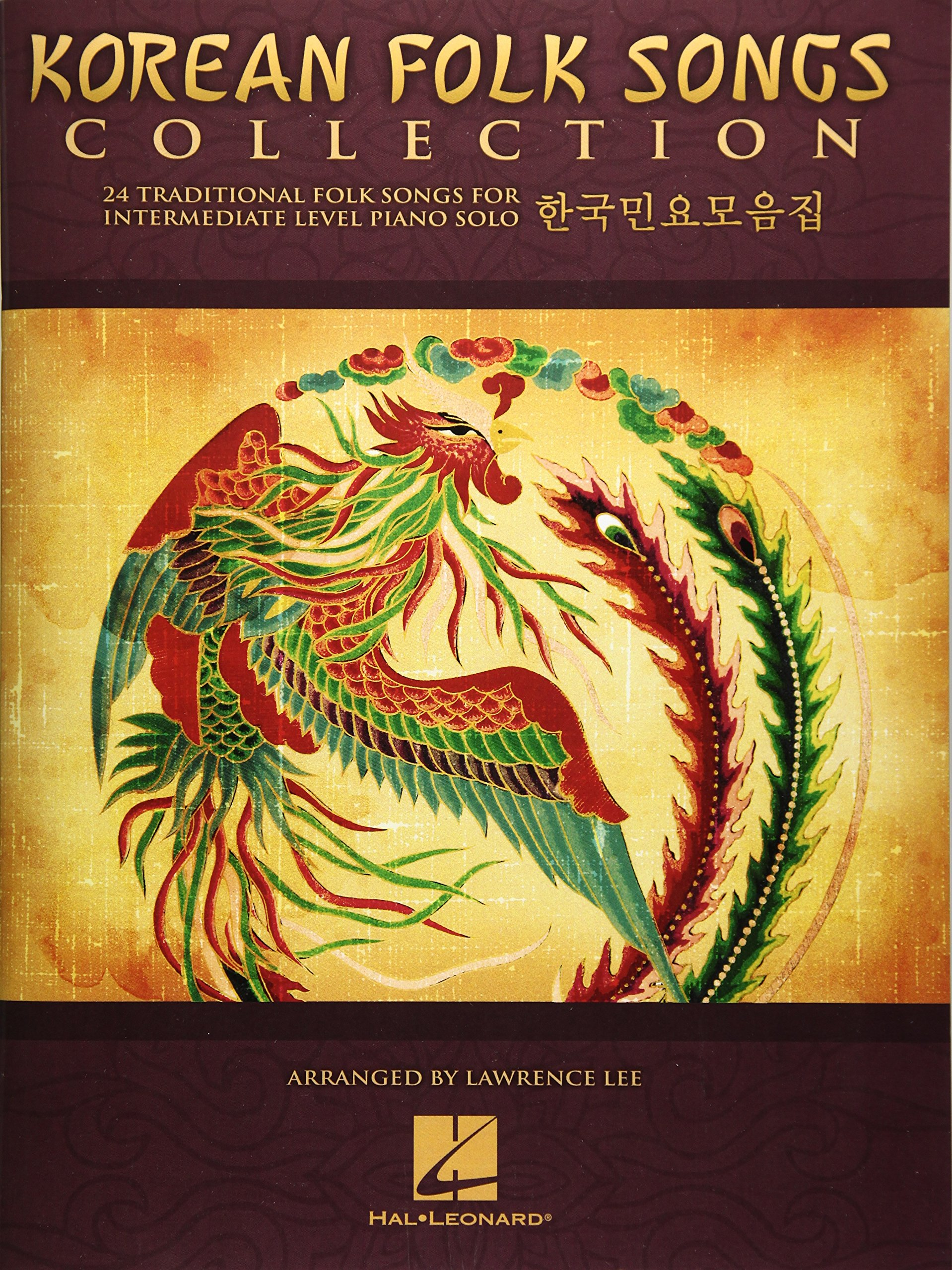 Download Korean Folk Songs Collection: 24 Traditional Folk Songs for Intermediate-Level Piano Solo pdf