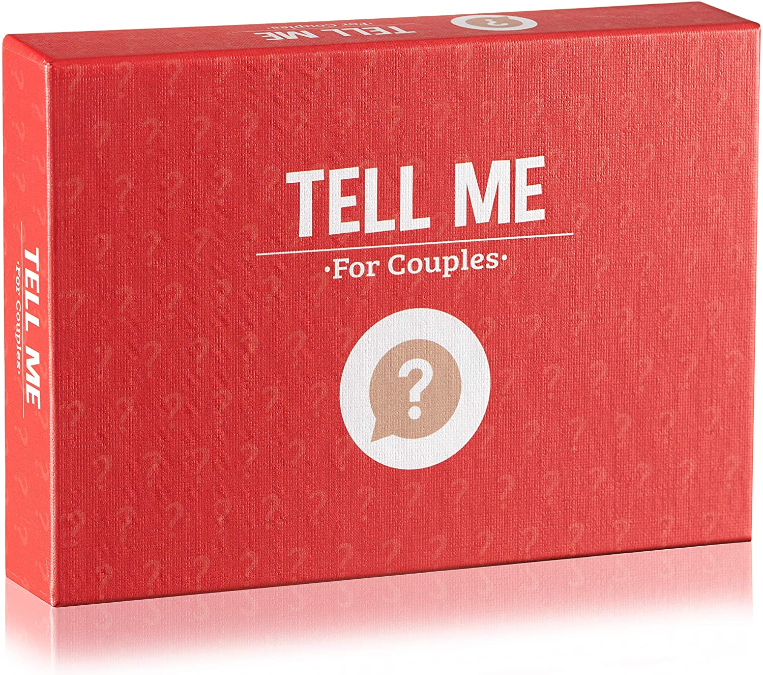 Card Game for Couples – Tell Me for Couples - 100+ Conversation Starters for Couples – Easy Rules – Relationship Games for Couples