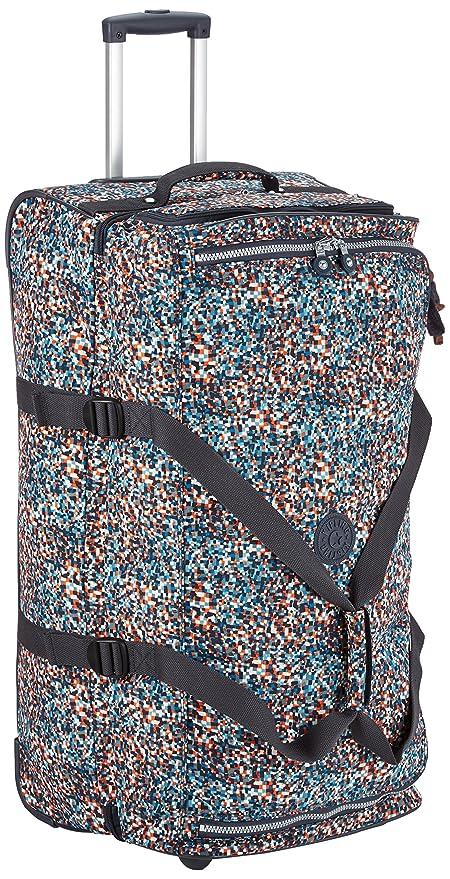 Kipling K13117F10 Maleta, Multicolor (Pixel Check Pr)