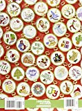101 Christmas Minis, Book 2-Packed with Traditional Holiday Designs for Ornaments, Gift Embellishments and More