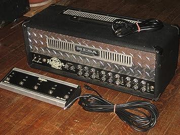 Mesa Boogie Triple Rectifier Reborn · Cabezal guitarra: Amazon.es: Instrumentos musicales
