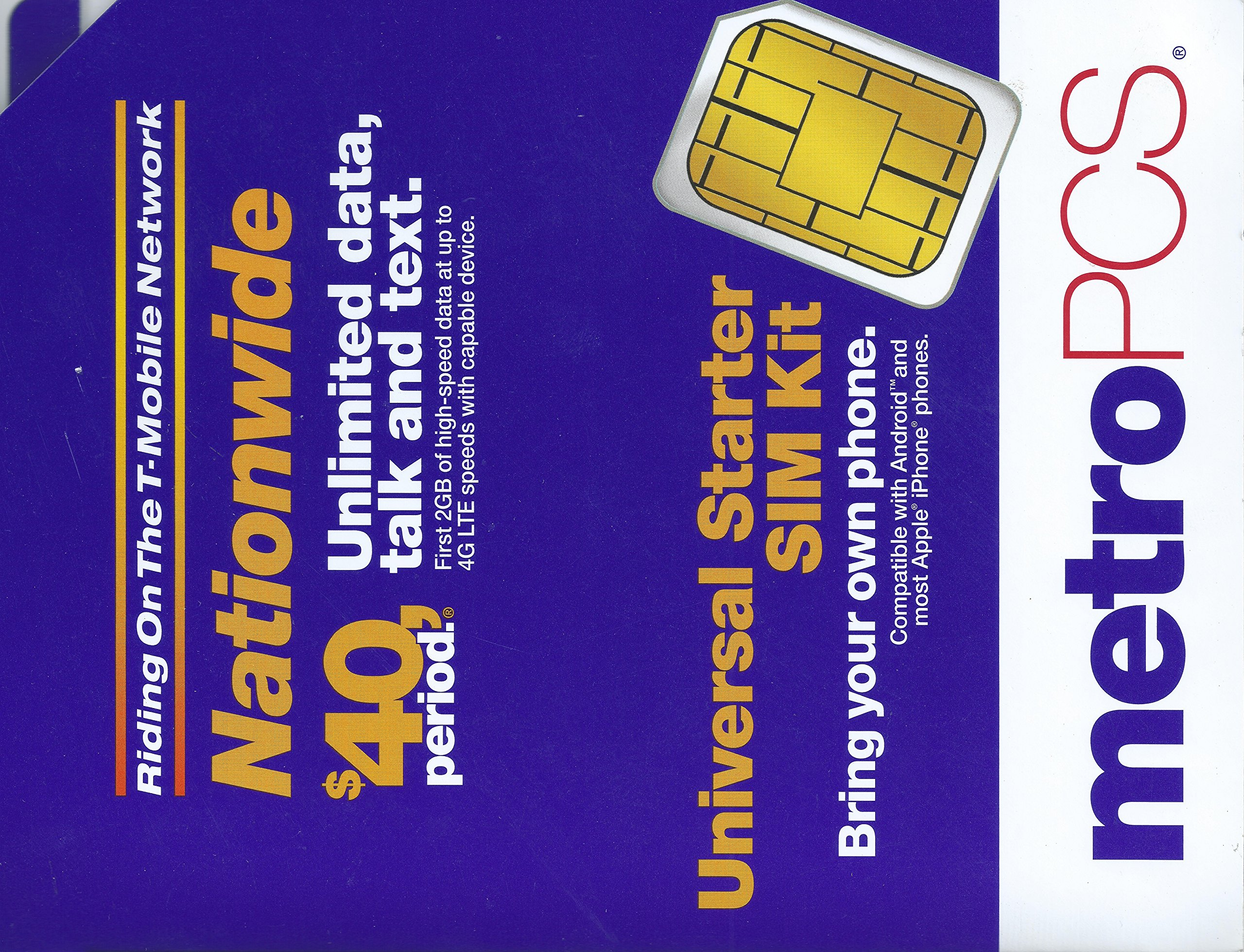 Metro PCS Try Cut SIM Card by MetroPCS (Image #2)