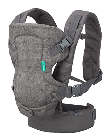 7ca3edfb4ef Amazon.com  Infantino Flip 4-in-1 Convertible Carrier  Baby