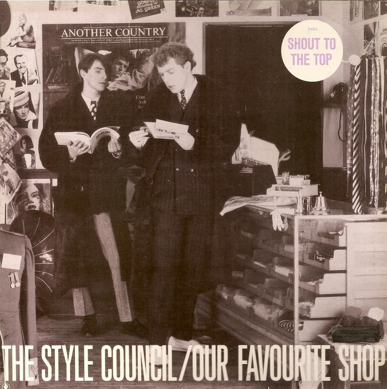 Our Favourite Shop [Vinyl LP]