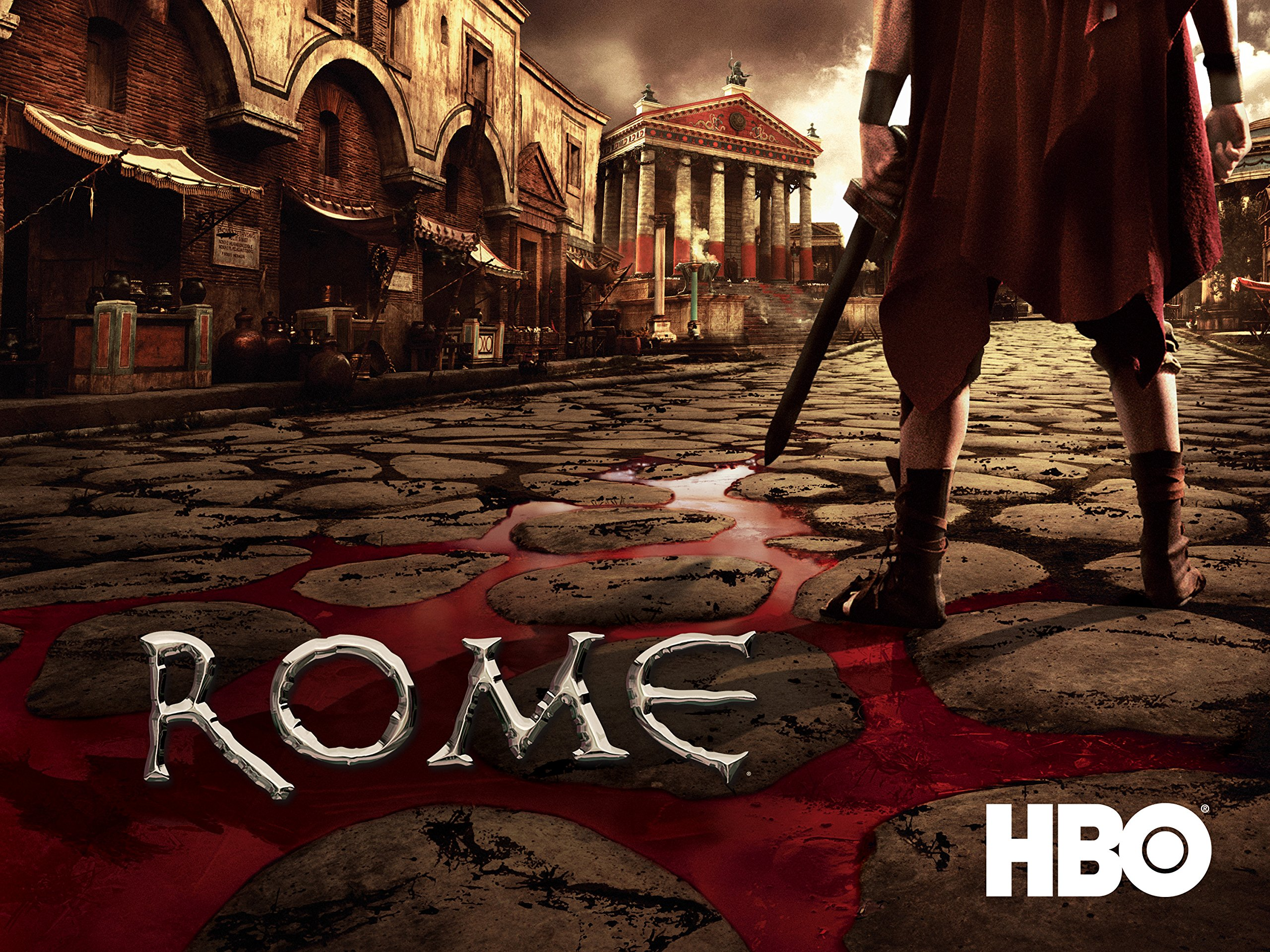 Amazon: Rome Season 1: Polly Walker, Ciaran Hinds, James Purefoy, Kevin  Mckidd, Indira Varma, Lindsay Duncan, Kerry Condon, Tobias Menzies,