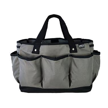 Ensign Peak Deluxe Gardening and Tool Tote Bag (Gray)