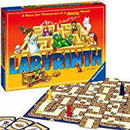 Ravensburger Labyrinth Family Board Game for Kids & Adults Age 7 & Up - Millions Sold, Easy to Learn & Play with Great Replay Value
