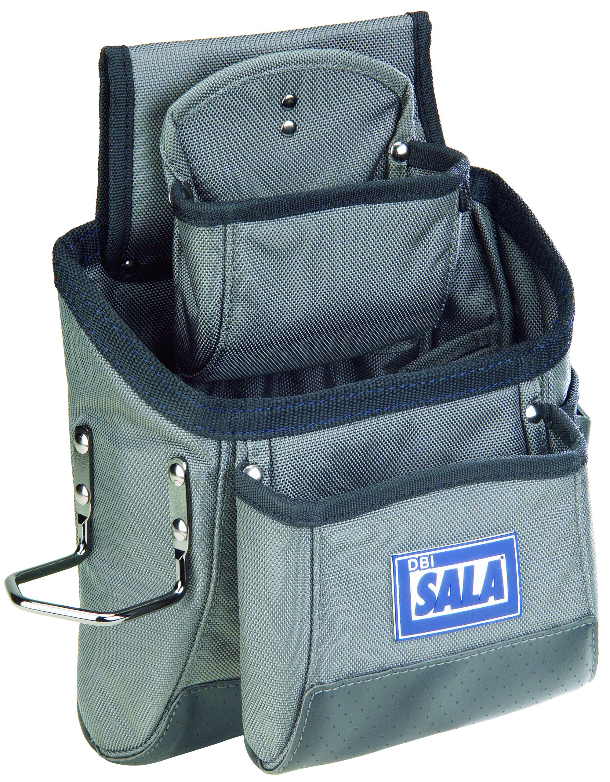 3M DBI-SALA 9504066 11-Pocket Tool and Equipment Pouch, Blue/Grey by 3M Personal Protective Equipment