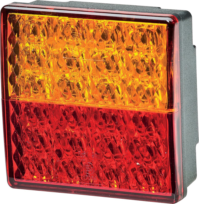 Valuefit 24V LED HELLA 2SD 357 029-101 Heckleuchte