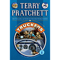 Truckers: Truckers/Diggers/Wings (Bromeliad Trilogy Book 1) book cover