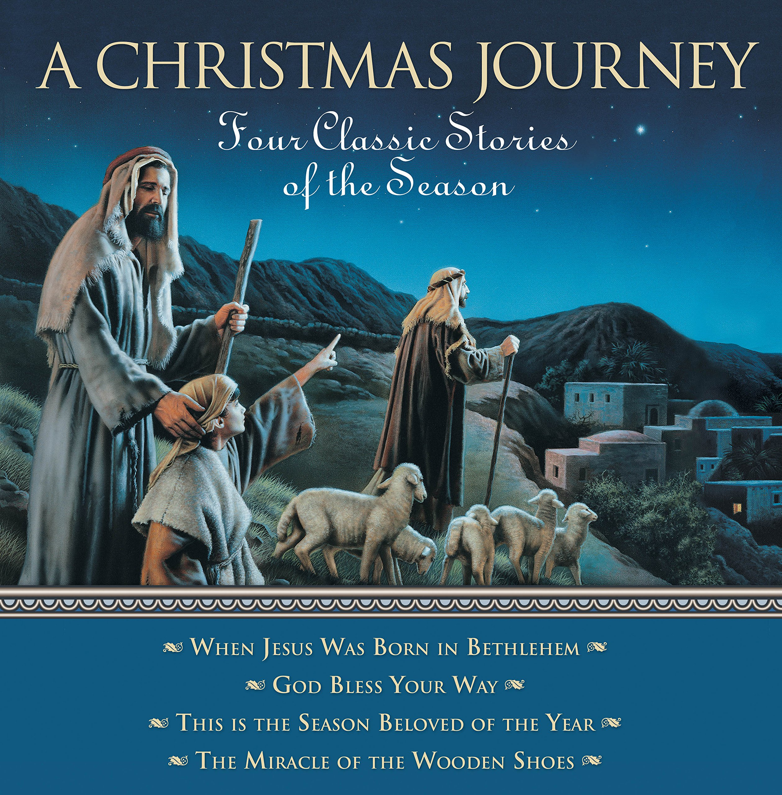 Amazon.in: Buy A Christmas Journey: Four Classic Stories for the ...