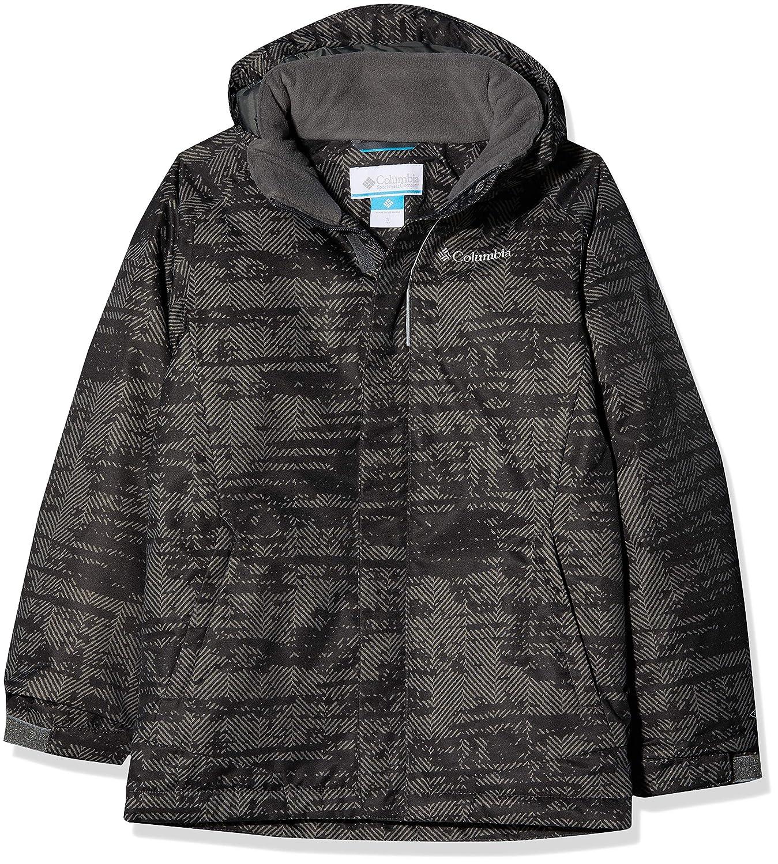 Columbia Chaqueta impermeable para niño, Twist Tip Jacket, Nailon, 1560731: Amazon.es: Deportes y aire libre