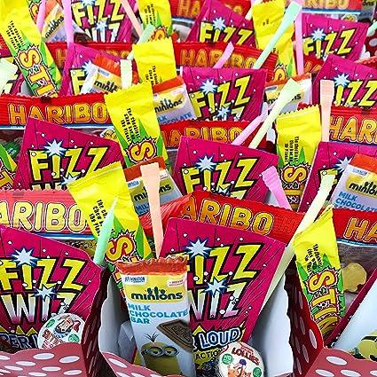 Cajas de dulces prerellenas para niños, bolsas de fiesta ...
