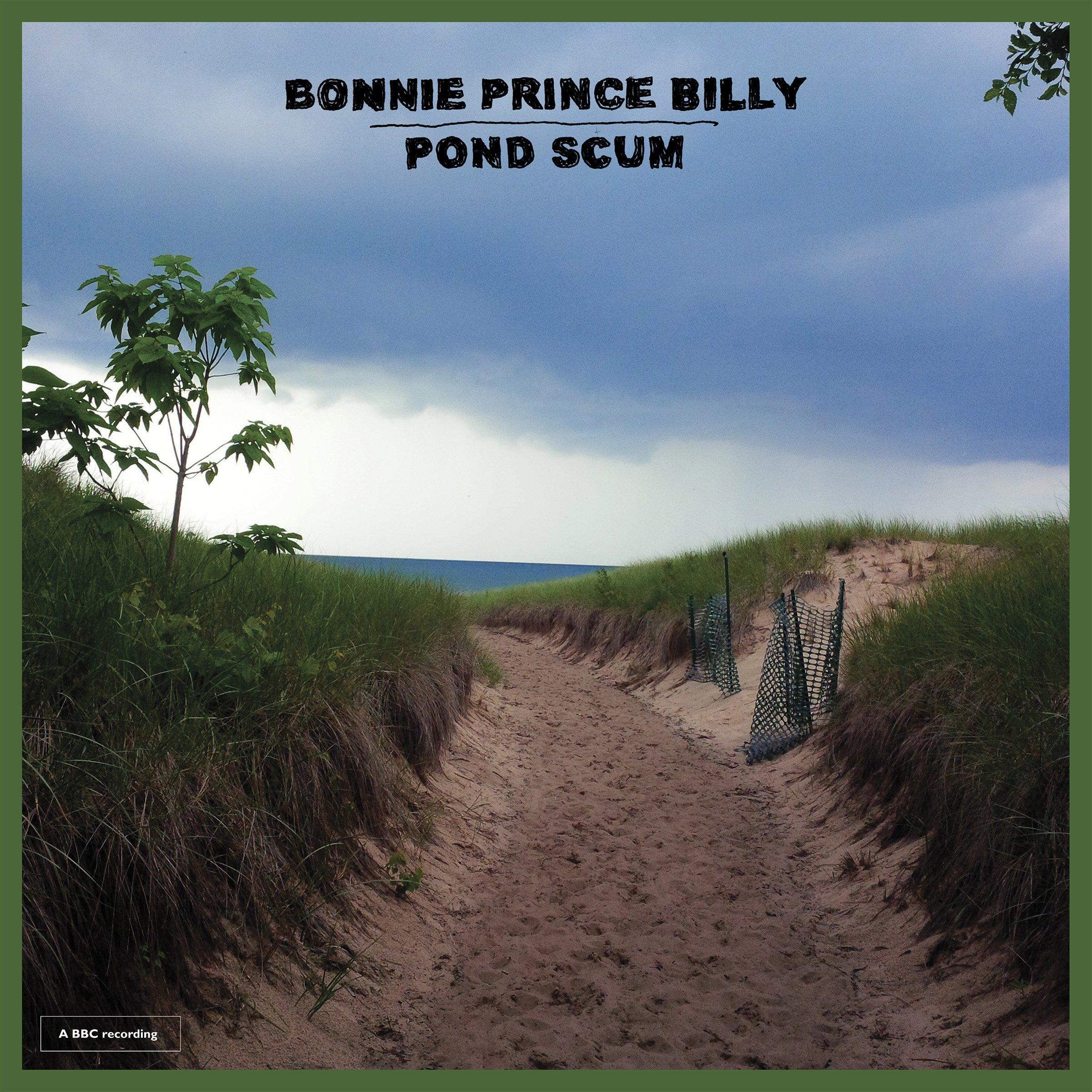 CD : Bonnie Prince Billy - Pond Scum (CD)