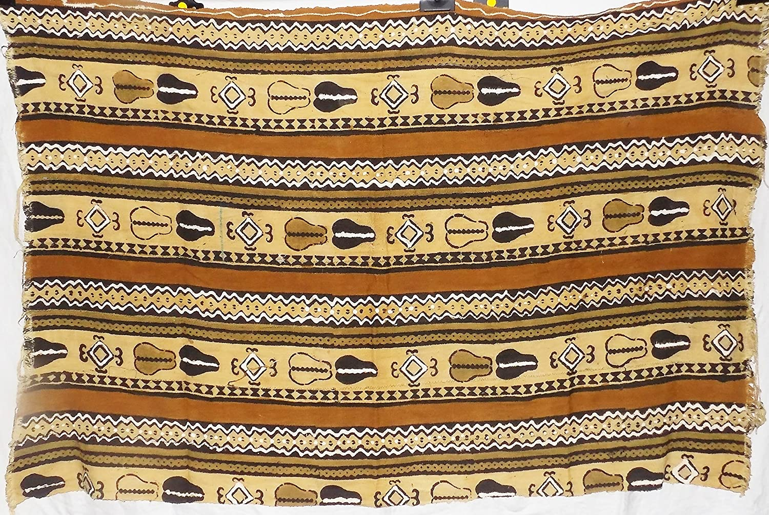 Amazon Com New Hand Made Authentic African Mud Cloth From Mali