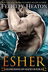 Esher (Guardians of Hades Romance Series Book 3) Kindle Edition