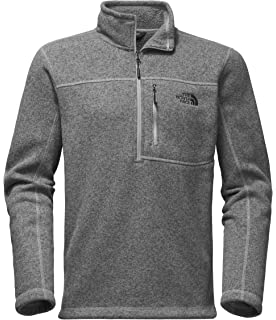 Amazon.com: The North Face Men's TKA 100 Glacier 1/4 Zip Pullover ...