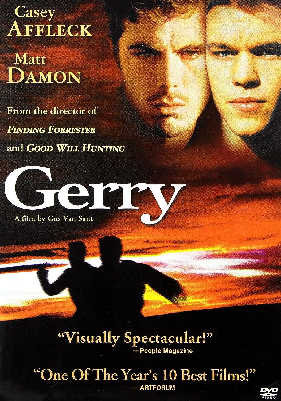 Gerry Amazon Matt Damon Casey Affleck Dvd