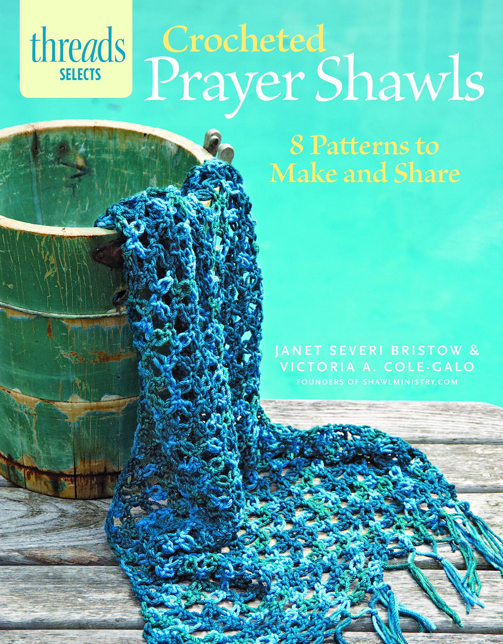 Crocheted Prayer Shawls 8 Patterns To Make And Share Threads
