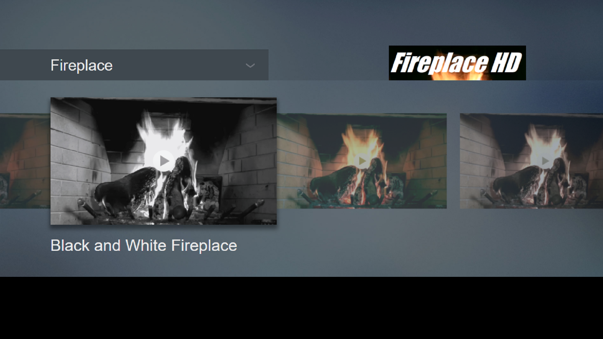 amazon com fireplace hd appstore for android