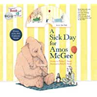 A Sick Day for Amos McGee: Book & CD Storytime Set [With CD (Audio)] (MacMillan Young Listeners Story Time Sets)