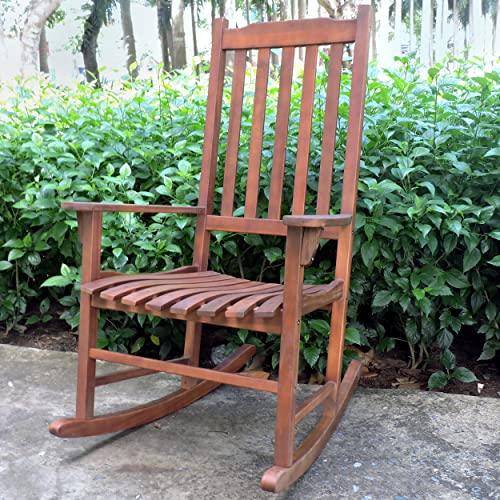 Best outdoor rocking chair: Merry Products Traditional Rocking Chair