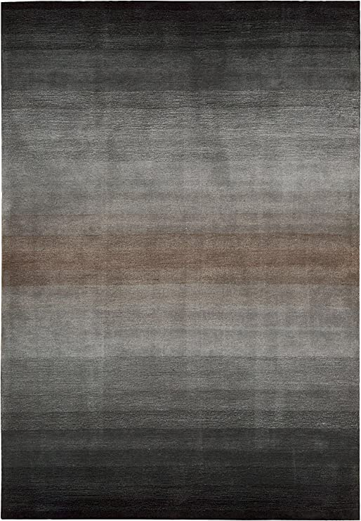 Amazon Com Rug Squared Marietta Contemporary Transitional Area Rug 8 Feet By 10 Feet 6 Inches Gray Furniture Decor