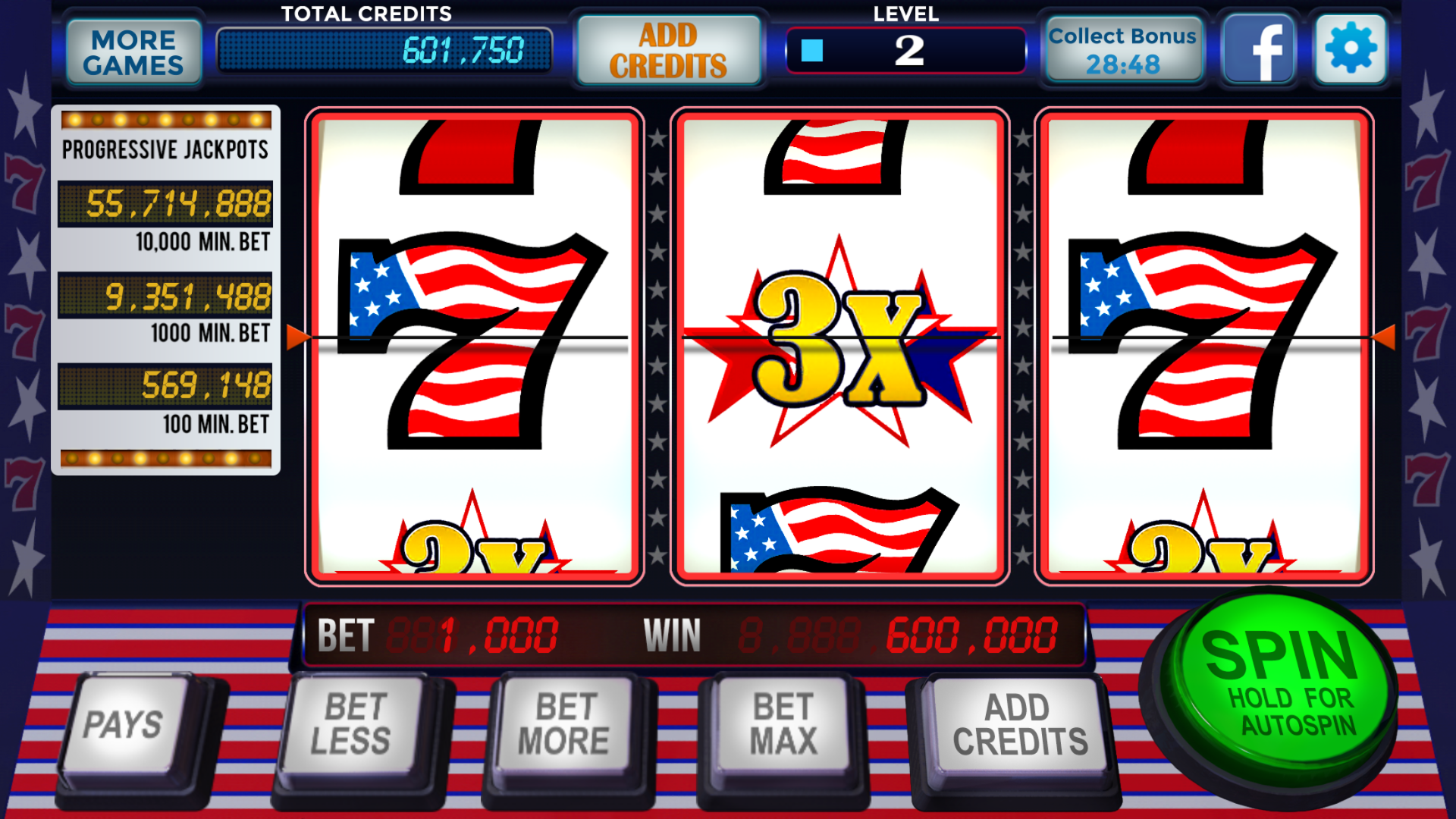 Old Style Slot Games