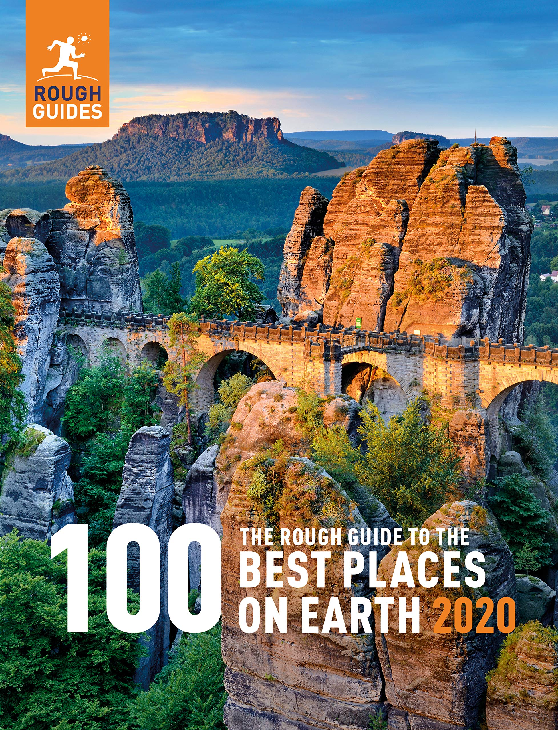 Best Places To Travel 2020.The Rough Guide To The 100 Best Places On Earth 2020 Rough