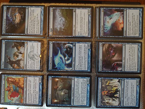 Magic the Gathering 50 Cards Includes 25 Rares//Uncommons MTG Cards Collection F