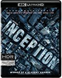 Inception (4K Ultra HD/BD) [Blu-ray]