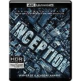 Inception (4K Ultra HD) [Blu-ray]