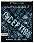 Inception (4K-UHD-BD) [Blu-ray]