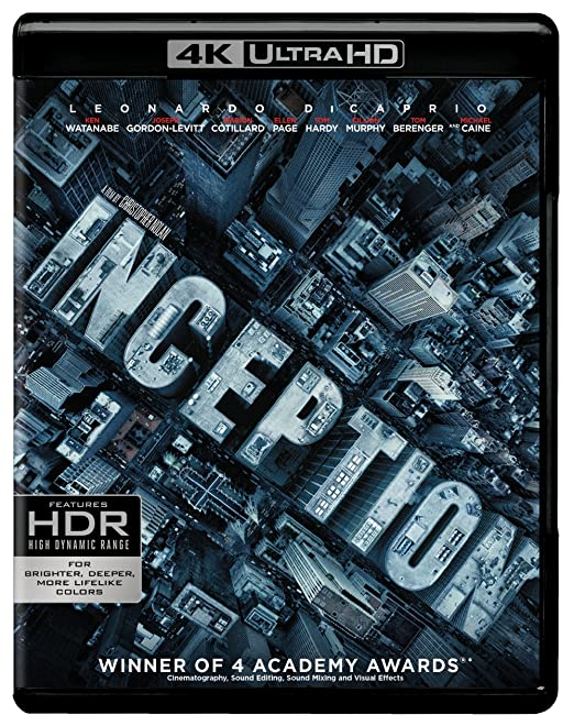 Inception 4 K Uhd by Amazon