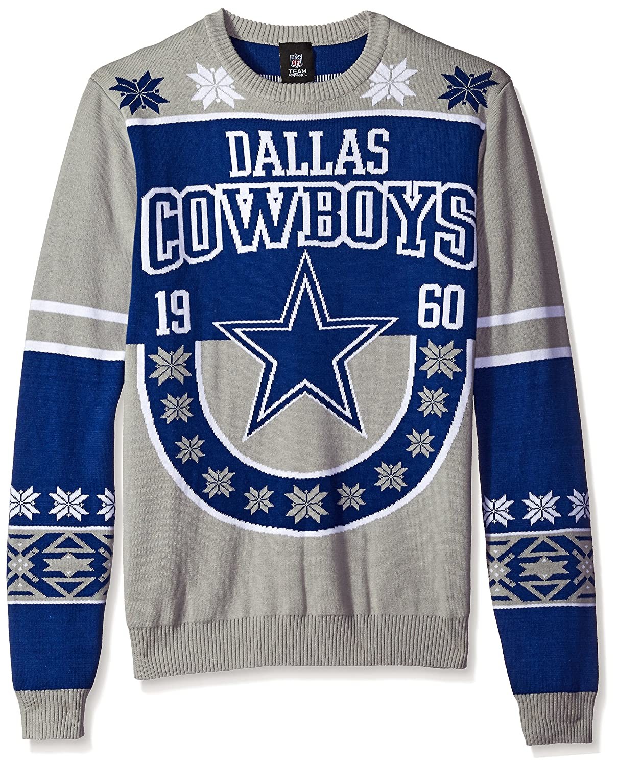 Dallas Cowboys Cotton Retro Sweater