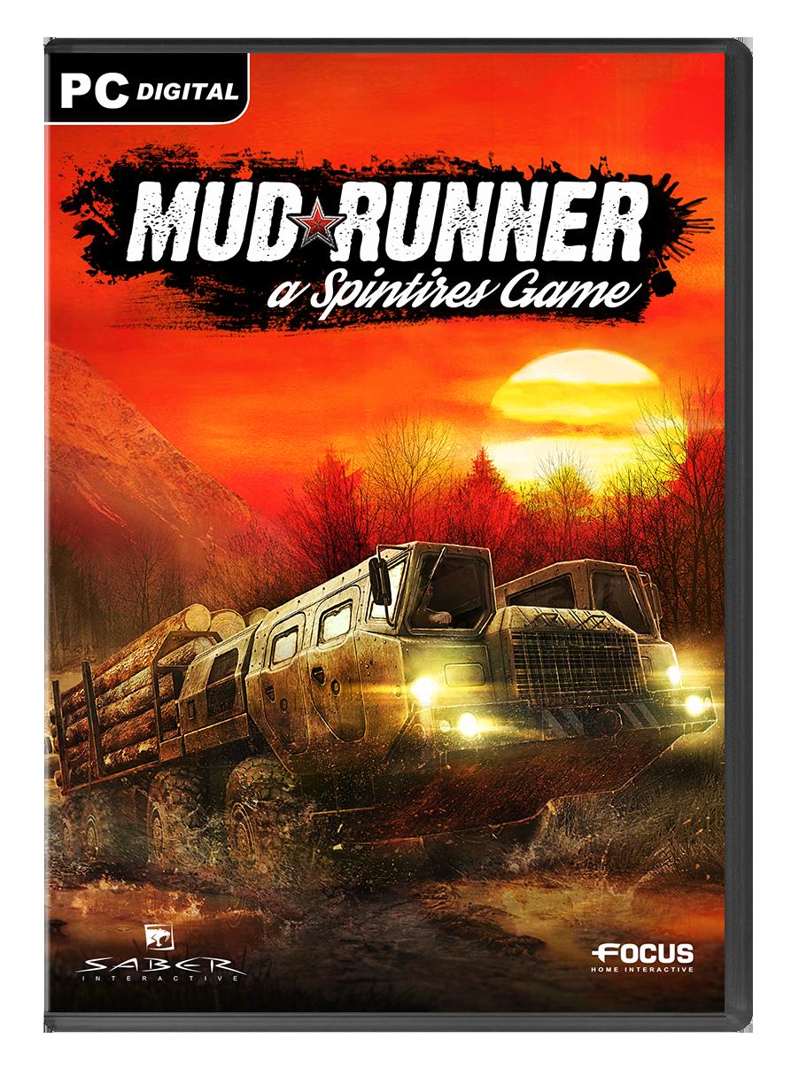Spintires: MudRunner [Online Game Code]