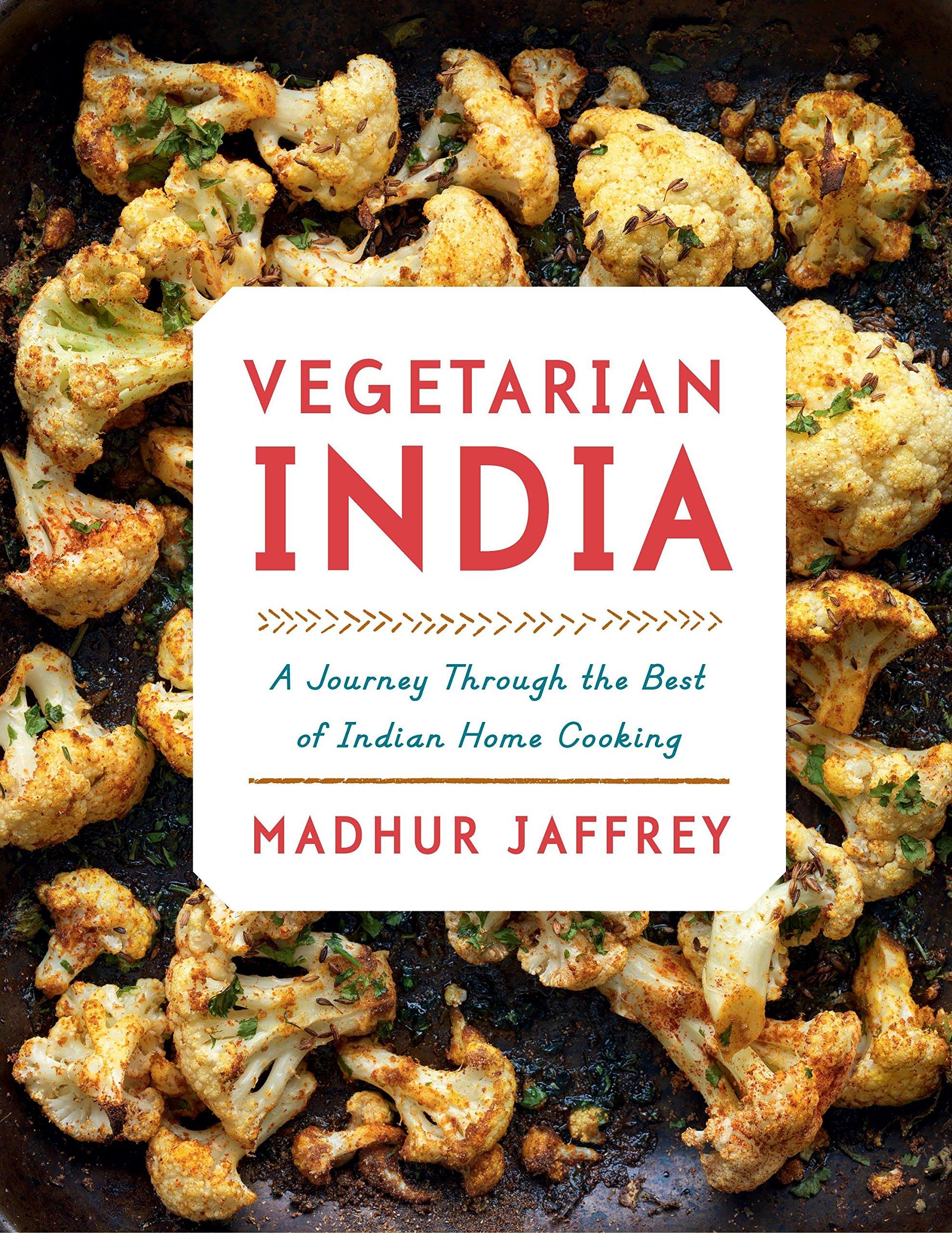 Vegetarian India: A Journey Through the Best of Indian Home Cooking by Bookazine Bertrams Stock