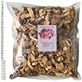 Wood Chips Kirsche Cherry Wood 4 Liter Räucherchips für Grill und Smoker BBQ