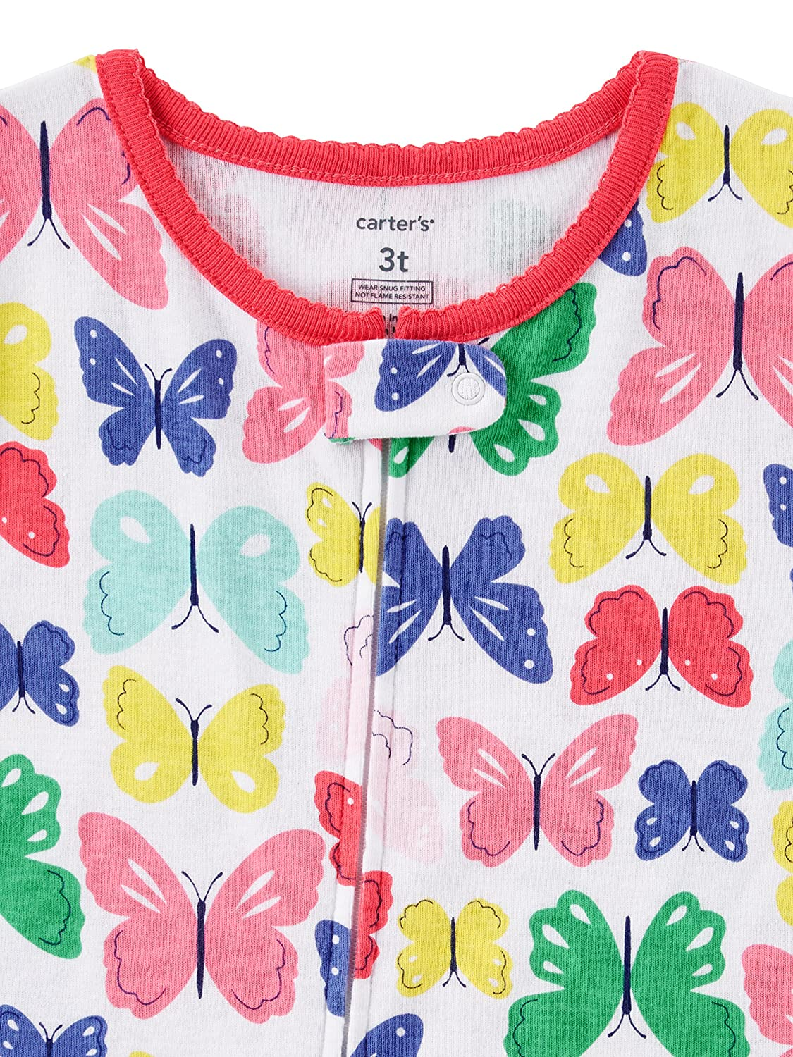 51bf9a471 carter s Girls  2-Pack Cotton Pajamas  Amazon.in  Clothing   Accessories