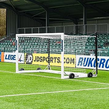 eb27f125b3bbf FORZA Alu110 But de Foot Professionnel pour Stades de Football (Large Gamme  de Tailles)