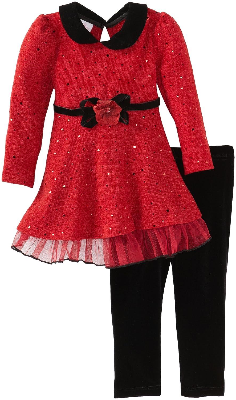 【予約販売】本 Bonnie Babyベビー女の子Fuzzy Spangleレギンスセット Bonnie S B00DM21MH8 レッド S B00DM21MH8, クリアファイルファクトリー:a390d361 --- a0267596.xsph.ru