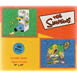 The Simpsons Double Sided Jigsaw Puzzle 200 Pieces