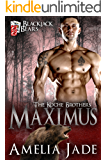 Blackjack Bears: Maximus (Koche Brothers Book 5)