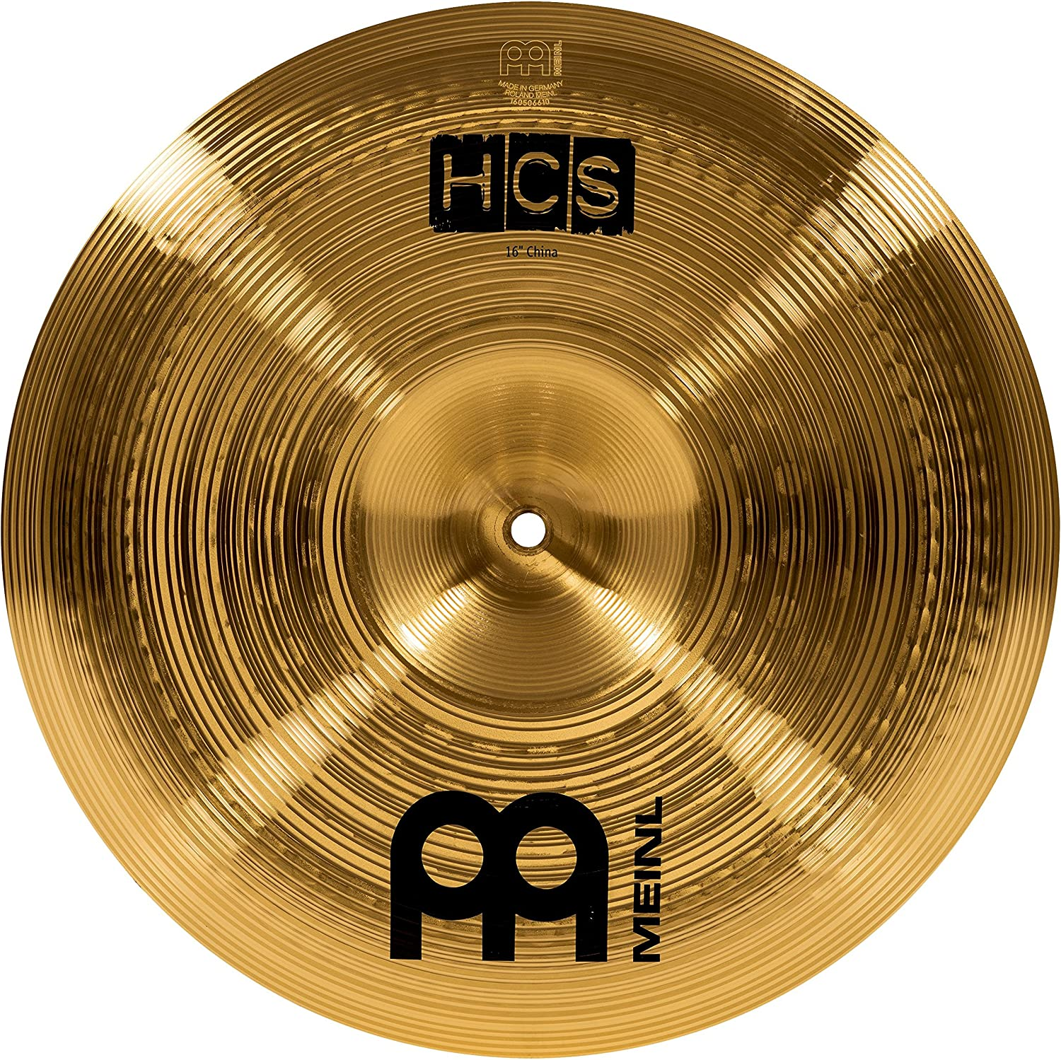 "Meinl HCS Series 12/"" China Cymbal **NEW**"