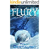 Flury: Journey of a Snowman (A Science Fiction Adventure) (Claus Series Book 3)